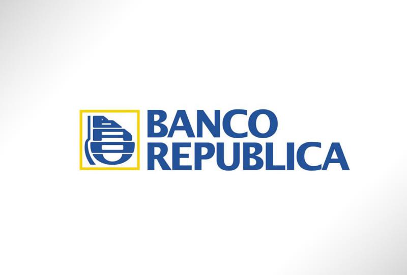 Logo Banco República