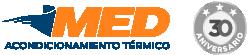 MED Acondicionamiento Térmico Logo